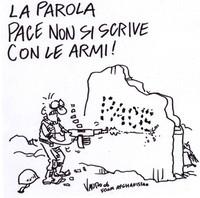 LA Pace è senza armi