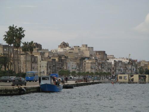 Taranto, la città vecchia
