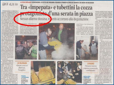 Gazzetta del Mezzogiorno 16-2-2011