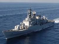 Marina italiana per le campagne di guerra USA in Africa