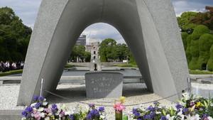 Hiroshima Memorial Monuments