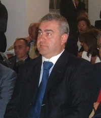 Michele Conserva, assessore provinciale all'ambiente