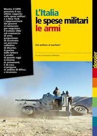 L'Italia, le spese militari, le armi