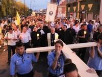 Manifestazione a Taranto