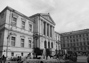 Il Palazzo di Giustizia di Nizza