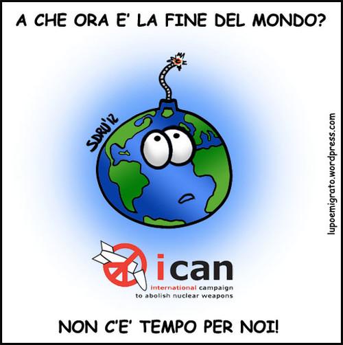 Vignetta ICAN - Grazie Ligabue