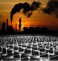 Sosteniamo La MAGISTRATURA in questo momento storico per Taranto e ricordiamo le vittime dell'inquinamento industriale