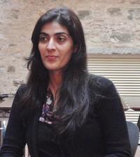L'attivista afghana Selay Ghaffar