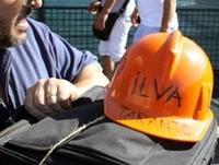 Ilva, un lavoratore