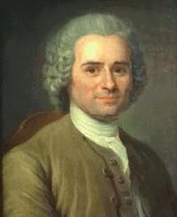 J.- J. Rousseau - Filosofo, scrittore e musicista svizzero
