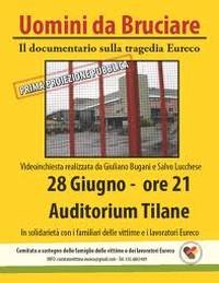 """MONI OVADIA a Paderno Dugnano: """"Per Non Dimenticare"""" la tragedia Eureco"""
