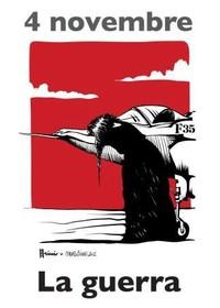 La vignetta di Mauro Biani per il 4 novembre