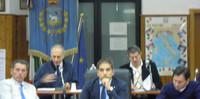 Maresotti al consiglio comunale di Laterza