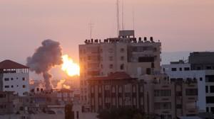 Bombe a Gaza 16.11.2012 (Google)