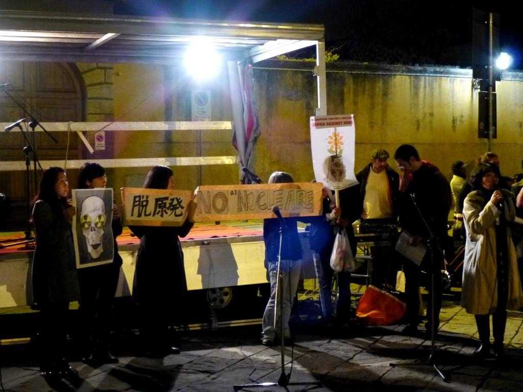 Evening event at Firenze 10+10