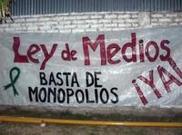 Argentina: braccio di ferro sulla Ley de Servicios de Comunicación Audiovisual