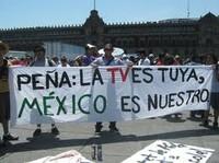 Messico: l'insediamento di Enrique Peña Nieto tra vaghe promesse e repressione