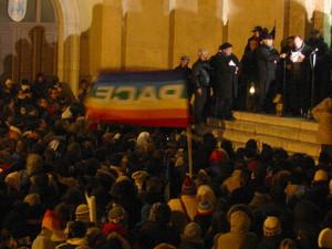 """Termoli,. 31 dicembre 2003. Marcia per la Pace di fine anno organizzata da """"Pax Christi"""""""