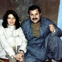 Jalal Talabani e Hero Khan negli anni '60
