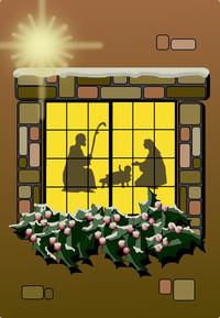 La santa preparazione del Natale, ovvero come ogni casa diventa una Betlemme