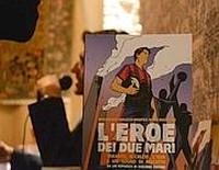 Da romanzo a graphic novel in mostra «Gli eroi dei due mari»