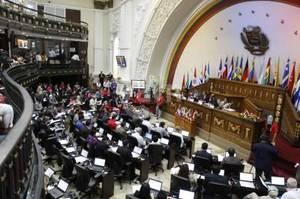 Parlamento del Venezuela (Foto Aporrea)