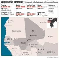 Mali, la guerra per l'uranio