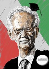 FT: Monti non è l'uomo giusto per guidare l'Italia