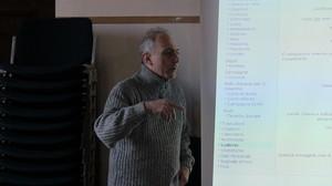 """Il """"maestro"""" Marescotti spiega il funzionamento del PhPeace"""