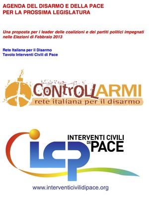 Agenda Disarmo e Pace
