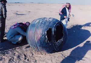Il 21 gennaio 2001, il terzo modulo di un Delta 2, noto come PAM-D (Payload Assist Module - Delta), rientrò nell'atmosfera sul Medio Oriente. L'involucro del motore in titanio del PAM-D, del peso di circa 70 kg, precipitò in Arabia Saudita a circa 240 km dalla capitale Riyadh.