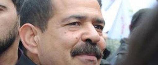 Chokri Belaid, Segretario del partito dei Patrioti Democratici Uniti (Patriotes Democrates Unifiés)