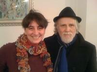 Moni Ovadia e Laura Tussi- Evento con DON ANDREA GALLO, organizzato dall'ANPI di Cesano Boscone (Milano)