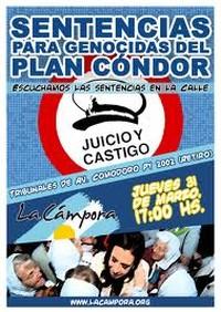 Il Plan Cóndor sotto processo