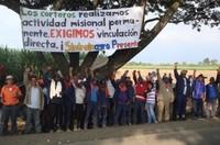 Repressione armata contro tagliatori di canna da zucchero dell'impresa La Cabaña