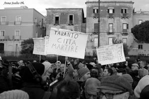 Taranto, il 13 ottobre al quartiere Tamburi