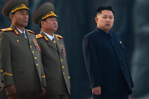 Kim Jong-Un, attuale presidente della Corea del Nord