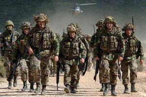 soldati della Nato