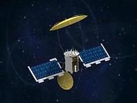 MUOS satellite