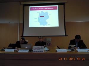 Giornate di studio a Colleferro, 23/24/25 novembre 2012