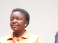 Kyenge, l'umana presenza tra il tam-tam di milioni di cuori…