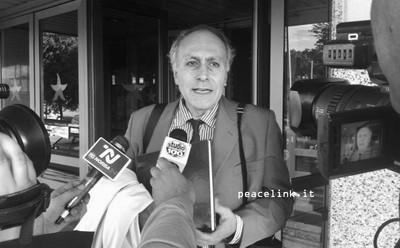 Alessandro Marescotti al Ministero dell'Ambiente