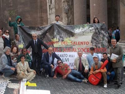 Movimento per la tutela degli ulivi secolari e dei paesaggi di Puglia