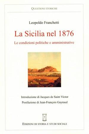 Copertina della nuova edizione dell'opera di Leopoldo Franchetti