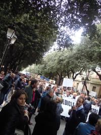 Marcia del 7 aprile 2013