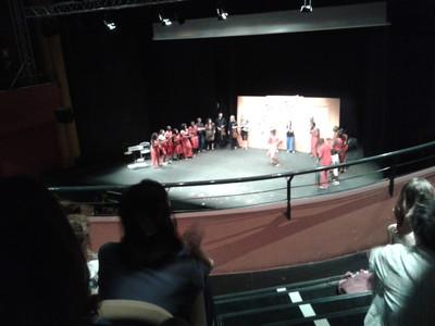"""""""Di Untori e altri demoni"""", Teatro Palladium di Roma (25 giugno 2013, l.giannotti)"""