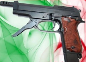 Traffico armi italiane