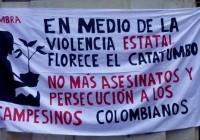 Colombia: le comunità di Catatumbo in sciopero contro l'estrazione mineraria