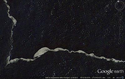 liquami in mare