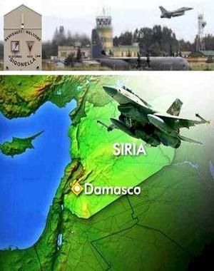 La Siria sotto attacco.